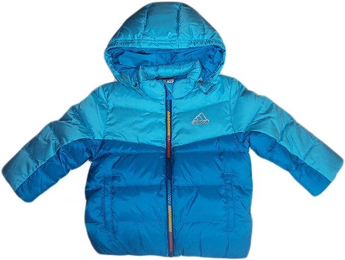 adidas Winterjacke Daunen Jungen: : Bekleidung