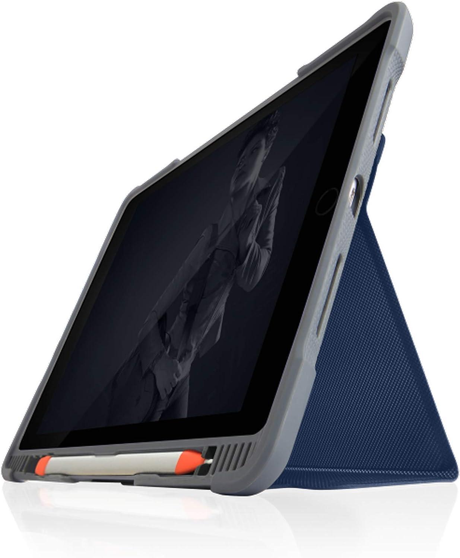 Stm Bags Dux Plus Duo Case Für Apple Ipad 10 2 Blau Computer Zubehör