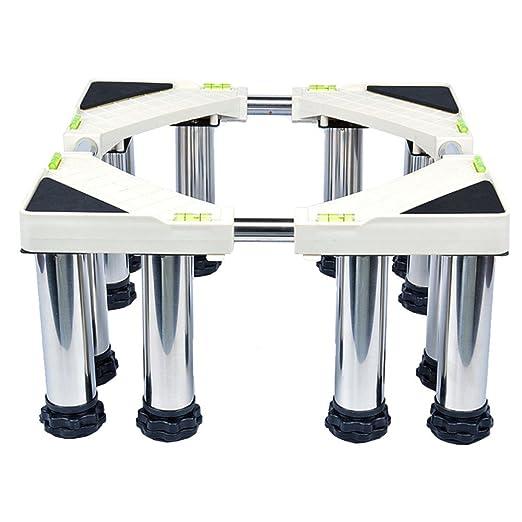 Base Lavadora Multifunción Ajustable Para Secadoras Cocinas ...