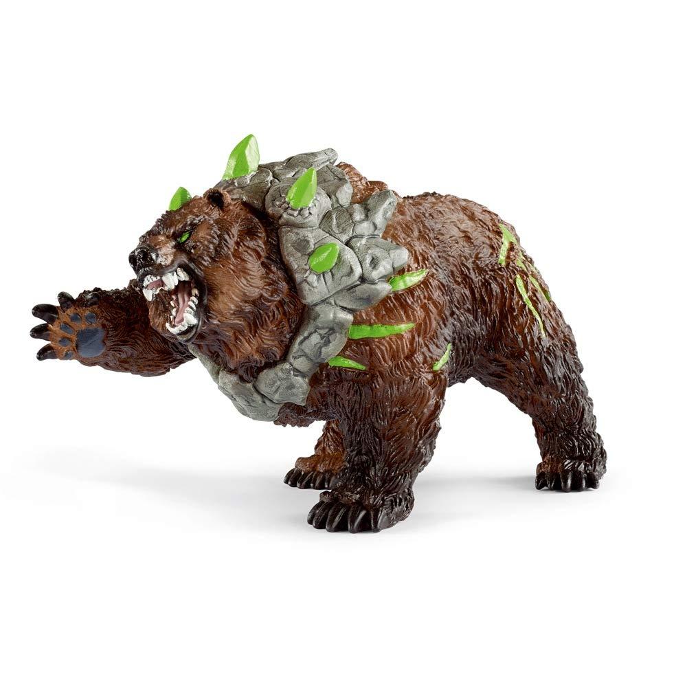 Schleich- Figura oso de las cavernas, Color marrón, 18 cm 42454