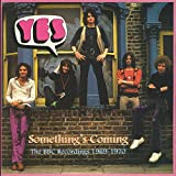something's coming : the bbc recordings 1969-1970 LP