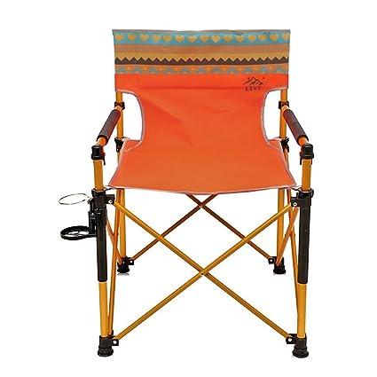 Sillas plegables al aire libre, sillas portátiles Sillas de ...