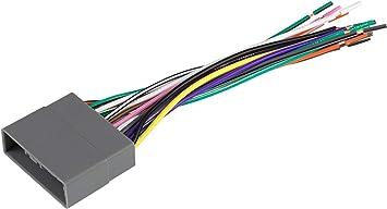 wiring harness honda civic coupe amazon com scosche ha10b wiring harness for 2006 to 2013 select  scosche ha10b wiring harness