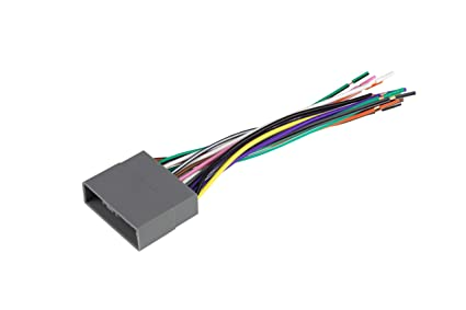 image unavailable  image not available for  color: scosche ha10b wiring  harness for 2006 to 2013 select honda civic