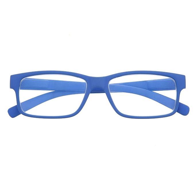 5 opinioni per Occhiali da Lettura o Vista Anti Luce Blue per Uomo o Donna. Montatura per