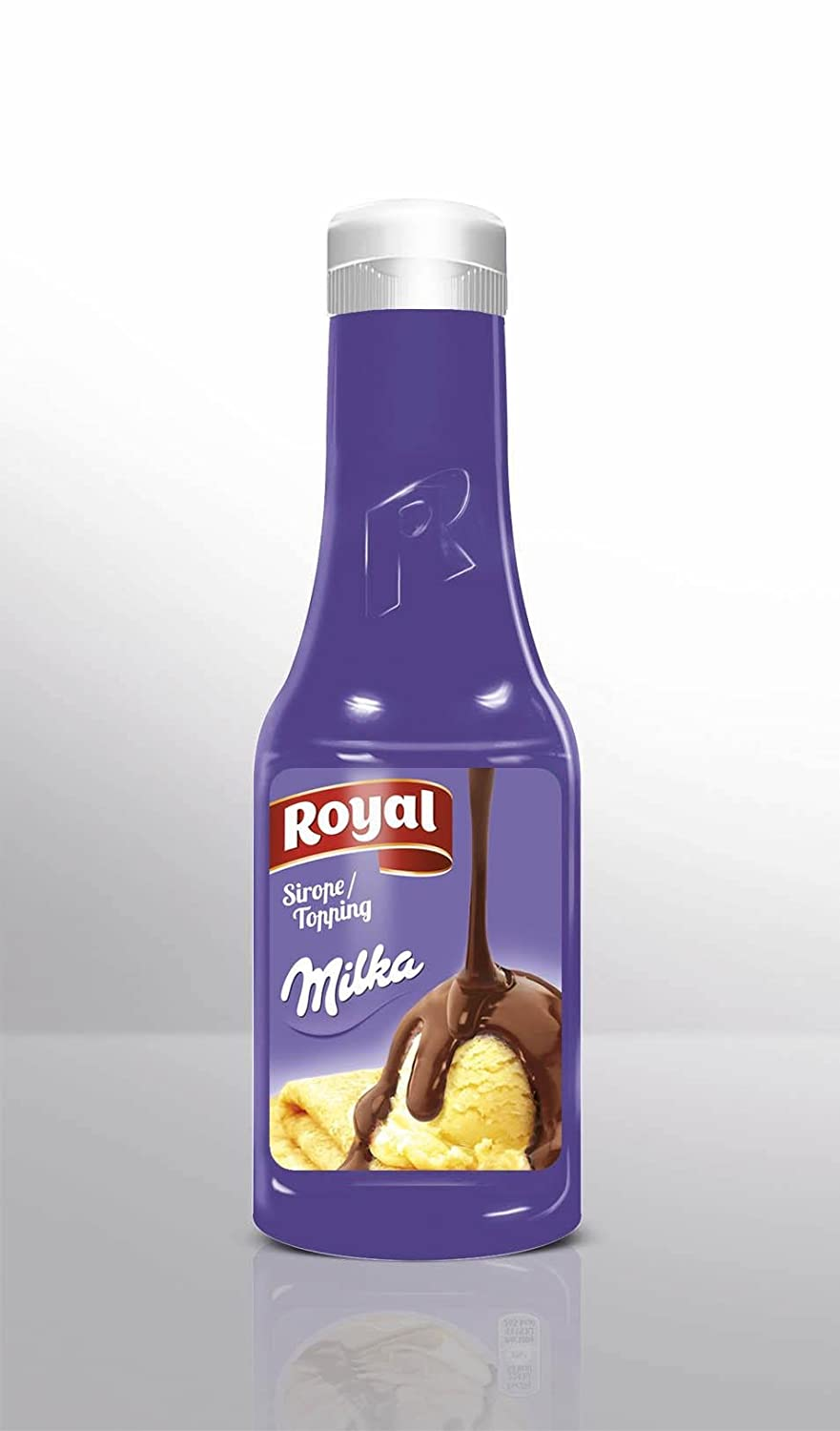 MILKA Royal sirope de chocolate milka botella 300 gr: Amazon.es: Alimentación y bebidas