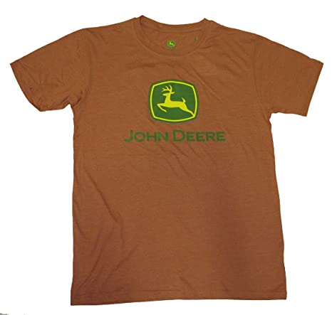 5b26bf49d06 Amazon.com  John Deere Logo T-Shirt - Men s  Sports   Outdoors