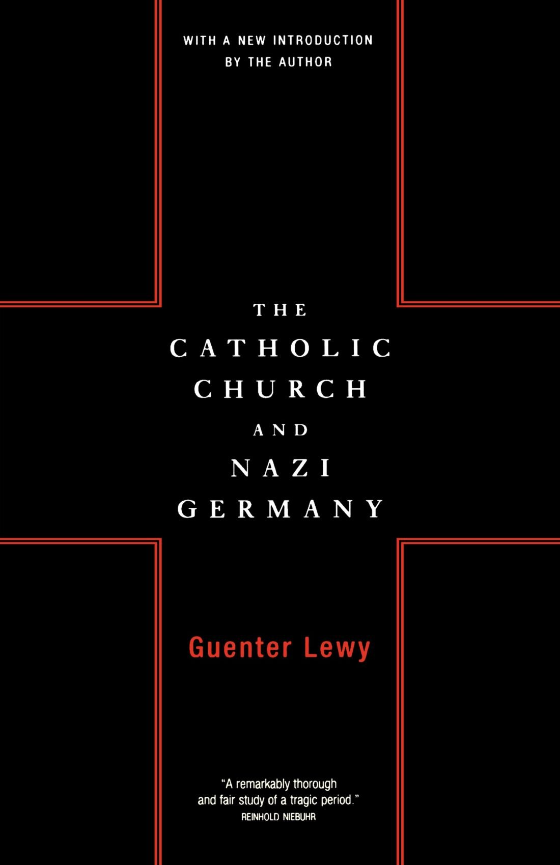 The Catholic Church And Nazi Germany: Guenter Lewy: 9780306809316:  Amazon: Books