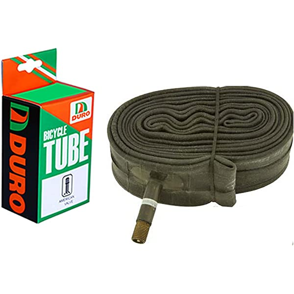 Bicycle Duro Inner Tube 700 x 40c//48c 33mm Schrader