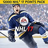 NHL 17: 12000 NHL Points Pack - PS4 [Digital Code]