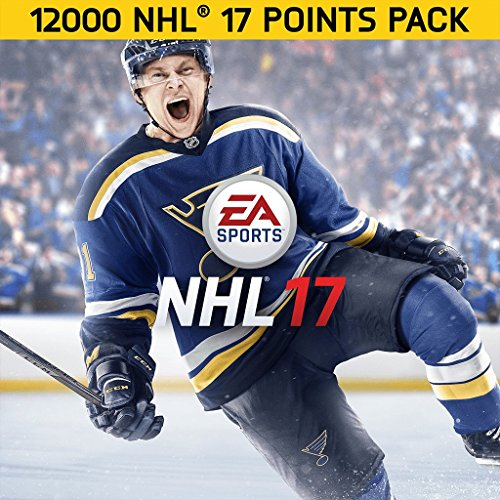 NHL 17: 12000 NHL Points Pack - PS4 [Digital Code] by Electronic Arts
