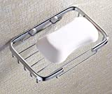 HOMEE Stainless Steel Bathroom Bathroom Rack Soap Rack