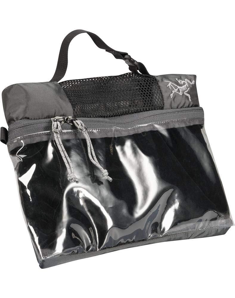 Arc'Teryx Men's Index Dopp Kit, Pilot, Grey, One Size