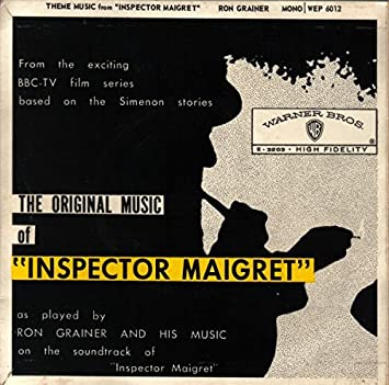 Ron Grainer Orchestra, The - The Original Music Of Inspector ...