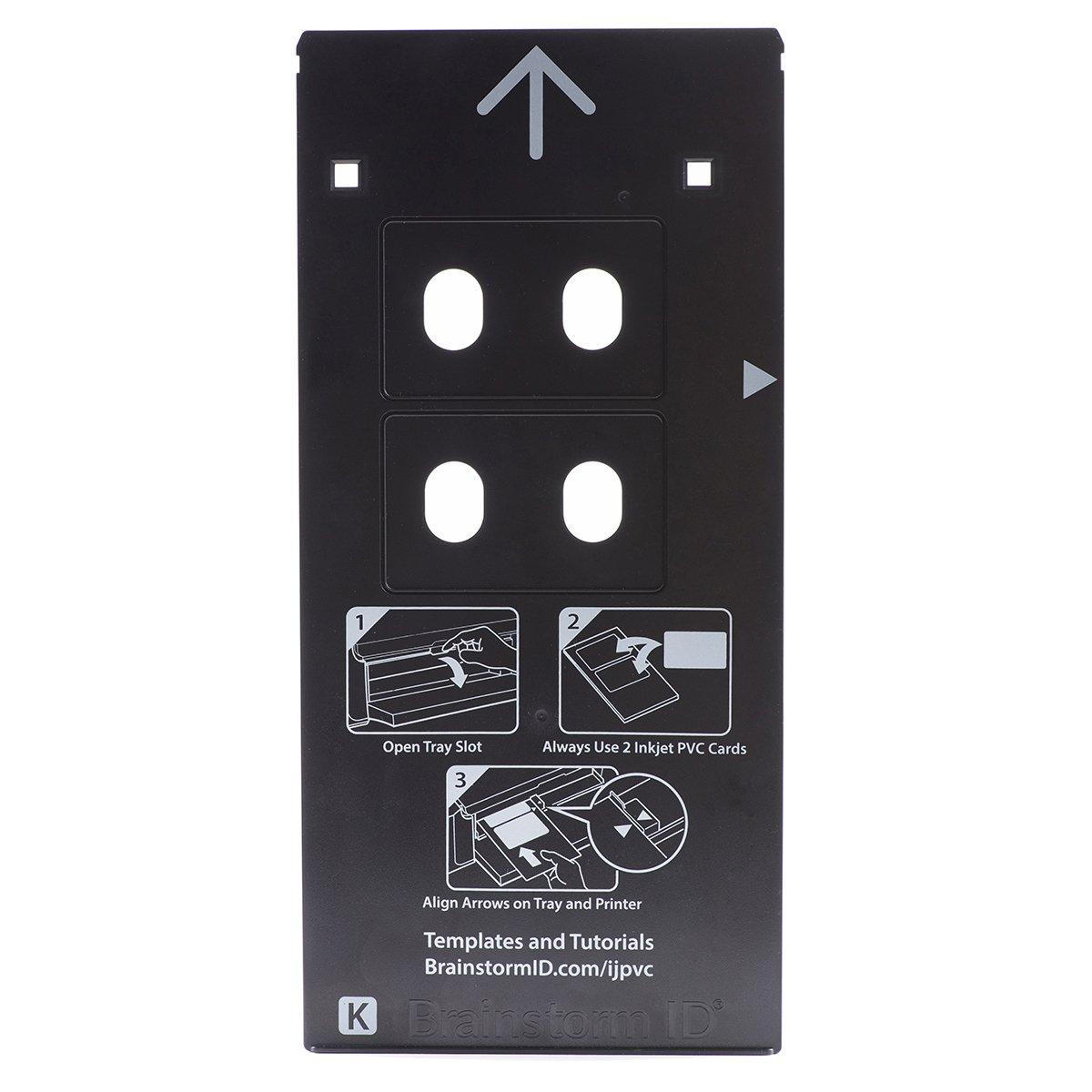 Inkjet PVC Card Tray for Canon PIXMA PRO-10 and PRO-100 (Canon K Tray Printers) Brainstorm ID 4328392369