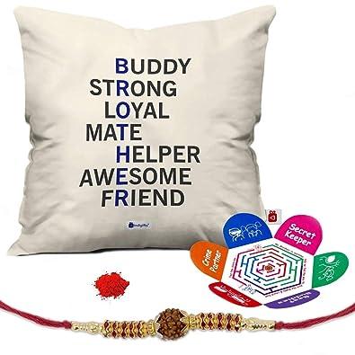 Indi ts Raksha Bandhan Gifts for Brother Set of Meaning