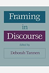Framing in Discourse Paperback