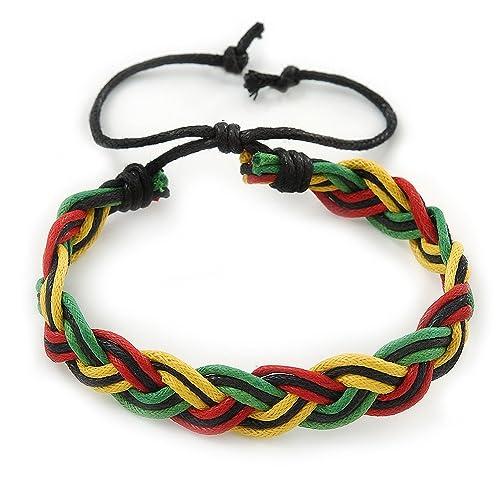 que significa la pulsera rojo amarillo y verde