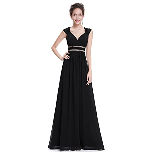 Ever Pretty Womens Elegant V-Neck Long Evening Dress 08697