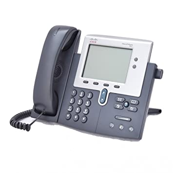 Cisco 7941 Series Unified VOIP IP Phone - CP-7941G-CH1