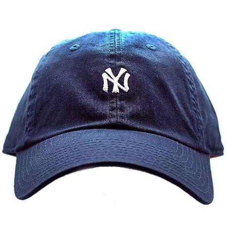 9b5b2e11e60 Amazon.com   American Needle New York Yankees Micro Raglan Hat in ...