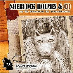 Wolfsspuren (Sherlock Holmes & Co 25)