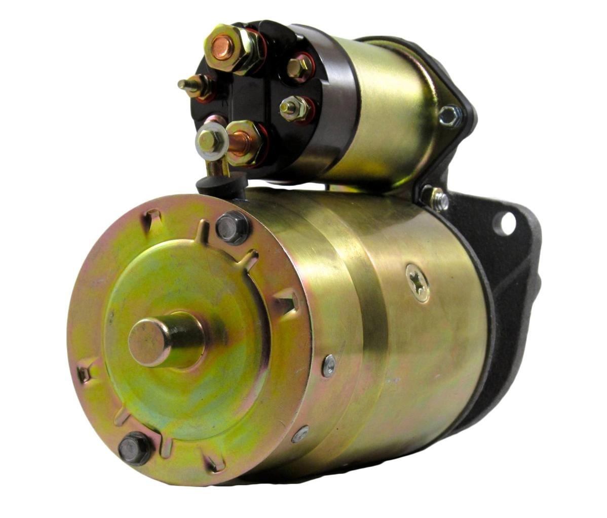 NEW STARTER MOTOR FITS WISCONSIN ENGINE VH4D VG4D VF4D V465 YA60 10455339  10455354