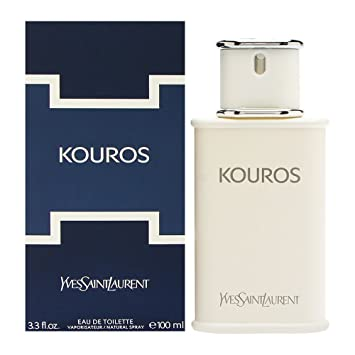 15f7ecfced6f Amazon.com   Kouros by Yves Saint Laurent for Men - 3.3 oz EDT Spray    Beauty