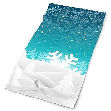 DEPPK Elegante Feliz Árbol De Navidad con Copo De Nieve ...