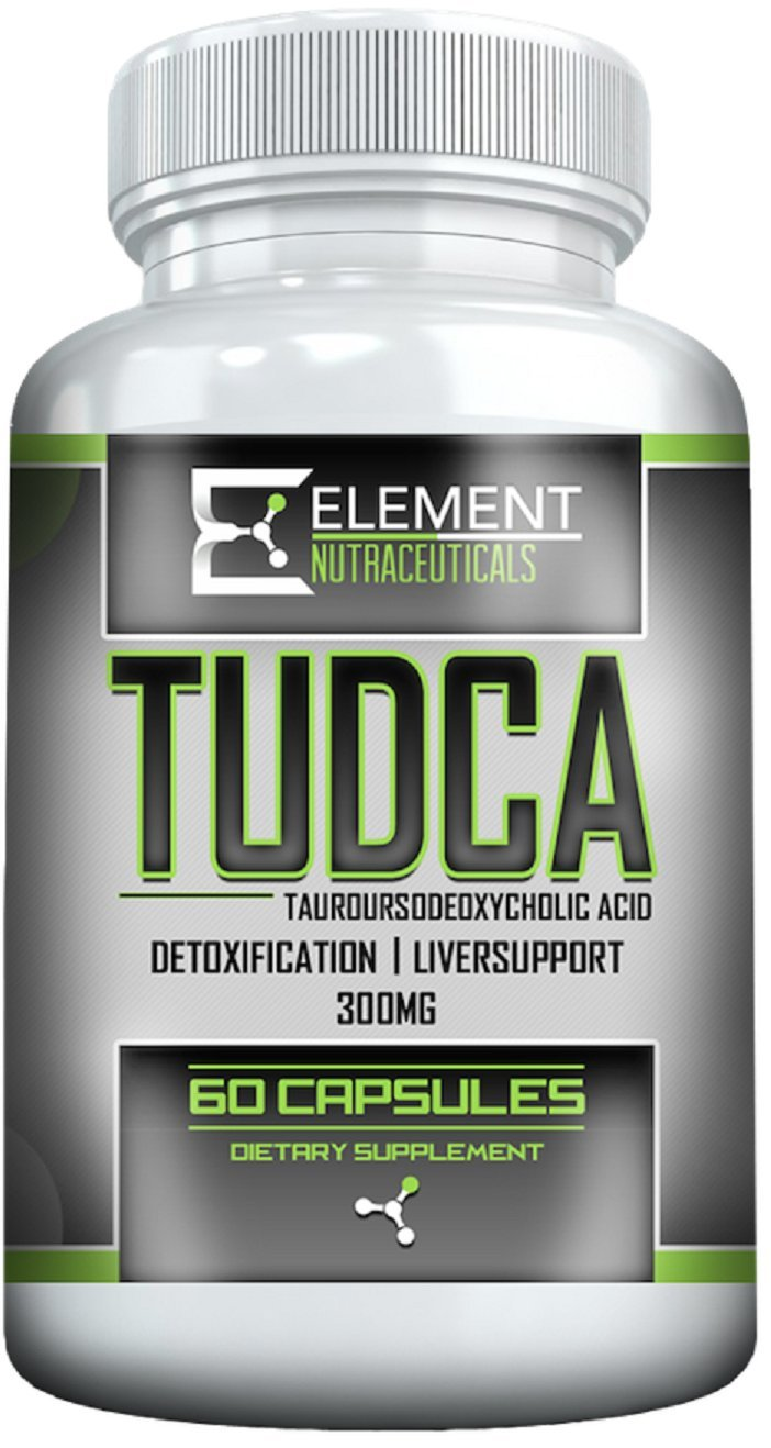 TUDCA (300mg) by Element Nutraceuticals by Element Nutraceuticals