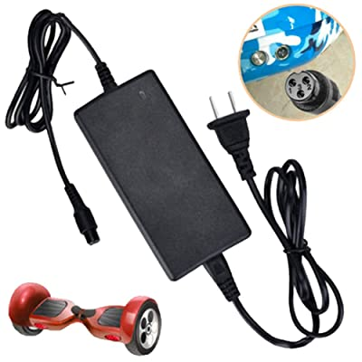 Hendont Power Adapter Charger for Smart Self Balancing Scooter Cost-Effective US Universal Power Adapter Charger for Electric Scooter (1X) : Sports & Outdoors