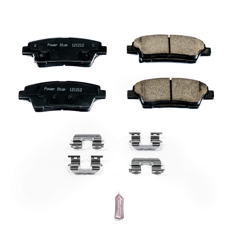 Race Driven Front /& Rear Brake Pads for Arctic Cat Wildcat 4 1000 LTD X 4X EPS SE