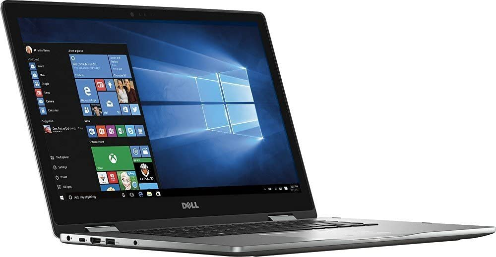 "2016 Dell Inspiron 7000 15.6"" 2-in-1 Full HD Touchscreen Convertible Laptop, Intel Core i7-6500U Processor, 8GB RAM, 512GB SSD, Backlit Keyboard, Bluetooth, HDMI, 802.11AC, Windows 10"