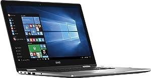 "2016 Dell Inspiron 7000 15.6"" 2-in-1 Full HD Touchscreen Convertible Laptop, Intel Core i7-6500U Processor, 8GB RAM, 512GB SSD, Backlit Keyboard, Bluetooth, HDMI, 802.11AC, Windows 10"