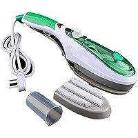 Shopworld® Portable Steam Iron Handheld Garment Steamer Household Travel Steamer/Steam Iron/Wrinkle Remover/Machine Garment Ironing for Cloths (multicolor)