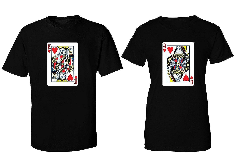 Amazon Playing Card King Quin Best Quality Custom Tshirt 2