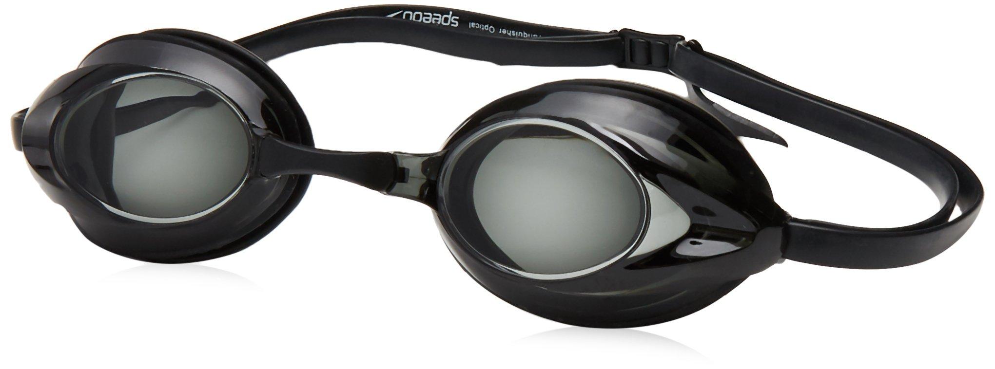Speedo Vanquisher Optical Goggle Smoke -4.5