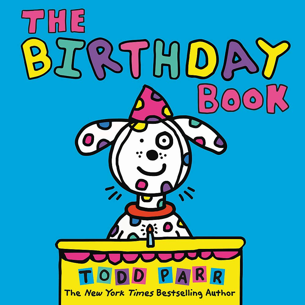 Personalized birthday books for girls