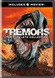 Tremors: The Complete Collection (Sous-titres français)