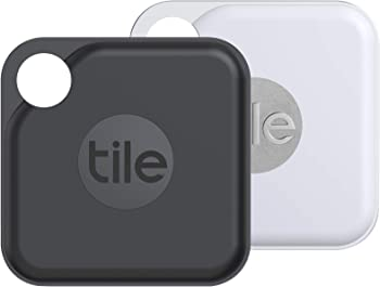 2-Pack Tile 2020 Pro Bluetooth Tracker