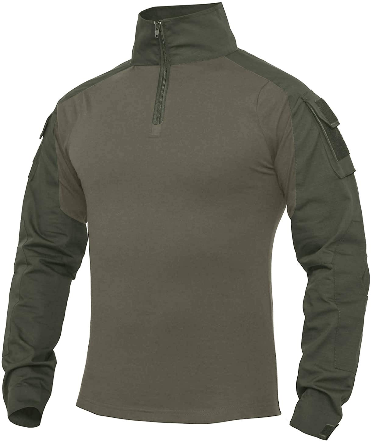 XKTTAC Tactical-Combat-Airsoft-Military-Shirt
