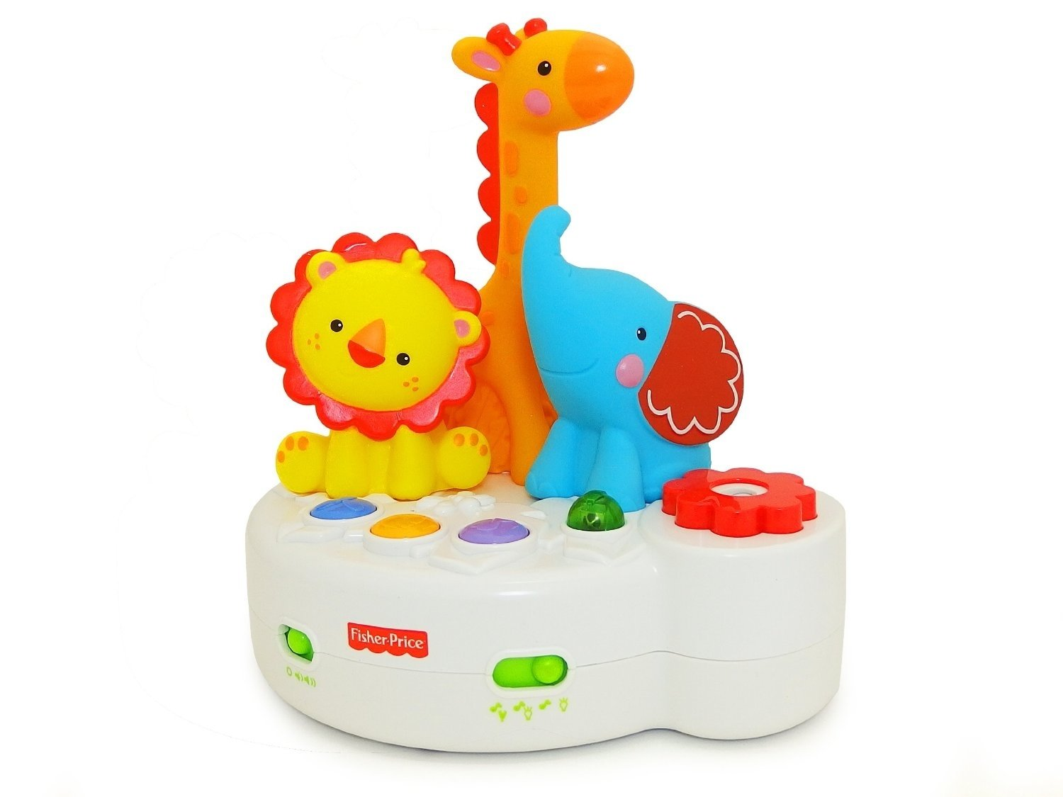 Fisher Price Proyector animalitos selva  Mattel Y