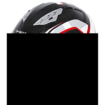 Held St de 6 – Casco integral blau-rot-weiss Talla:XL (