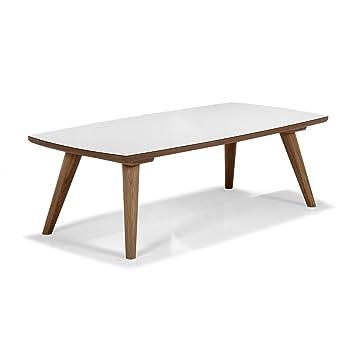 design intemporel bcff9 8fc9f Skandy Table basse en chêne et formica Naturel - Alinea ...