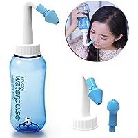 Lavado Nasal,Worsendy Limpiador Nasal,Botella de lavado nasal Yoga