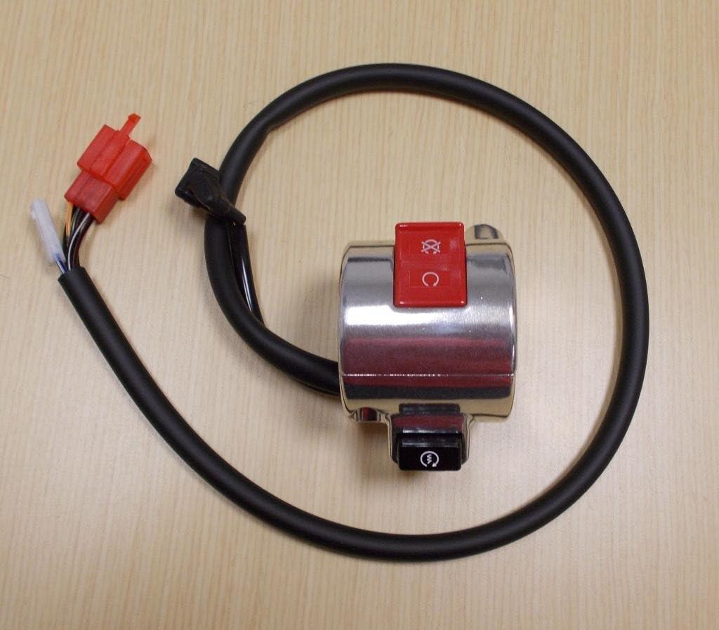 2004-2007 Honda VT 750 VT750 VT750C Shadow Aero Electric Start Stop Kill Switch