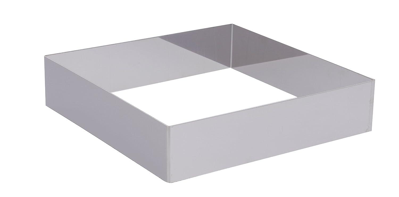 De Buyer, S/s Square Ring - 3-1/4