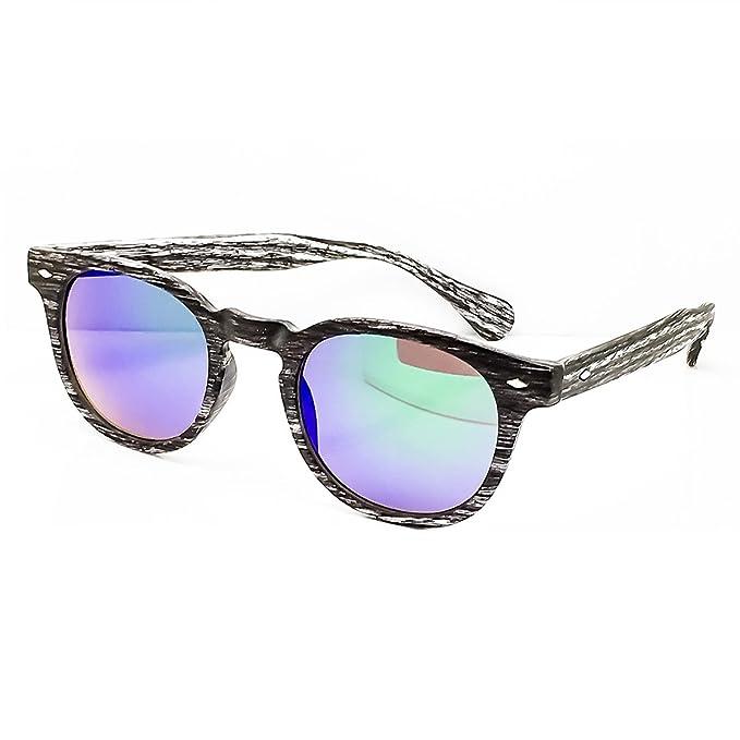 Gafas de sol de KISS® estilo MOSCOT mod. DEPP Humo Gradiente de la VENDIMIA de Johnny Depp a la mujer el hombre CULTO unisex i5heaz