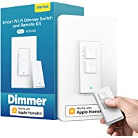 Meross Wi-Fi HomeKit-enabled Smart Dimmer Switch with Remote