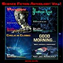 Science Fiction Anthology: Volume 1 Audiobook by Ray Jay Perreault Narrated by Christopher M. Allport